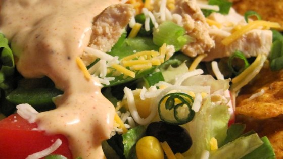 Photo of Southwest Chicken Salad II by BUTTER1