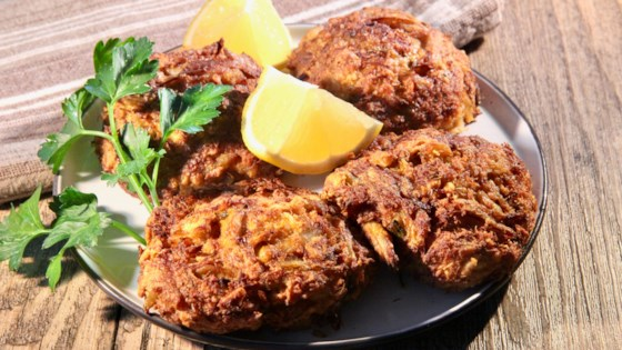 Photo of Air Fryer Crab Cakes by lutzflcat