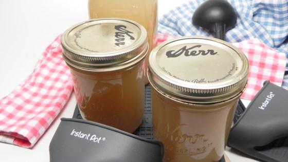 Photo of Instant Pot® Turkey Stock by Soup Loving Nicole