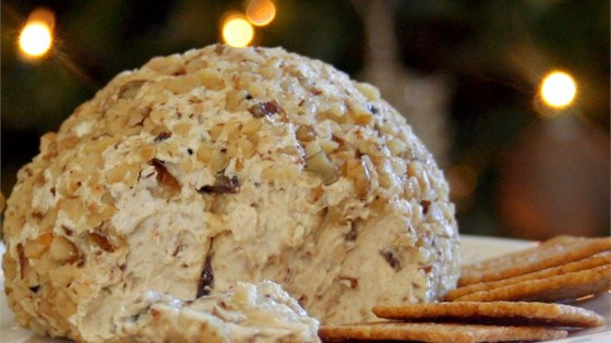 Photo of Traditional Christmas Cheese Ball by Love2Cook87
