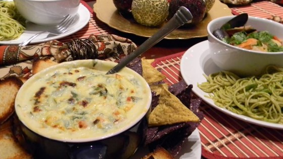 Photo of Alaskan Spicy Spinach Dip by Sheryl Kerbow