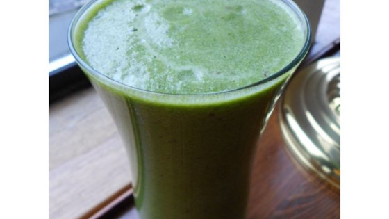 easy green monster smoothie review by bottledskyy