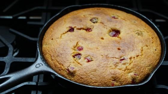 Photo of Cranberry-Pumpkin Cornbread by hum146
