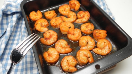 Photo of Electric Smoker Smoked Shrimp by Soup Loving Nicole