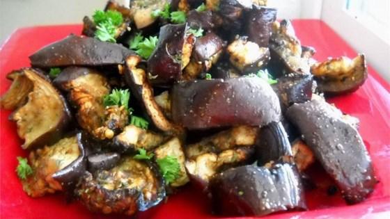 Photo of Italian Eggplant Salad by SANDI149
