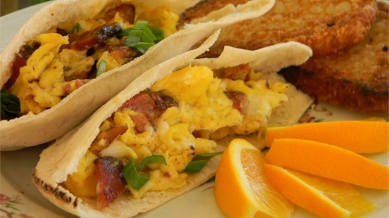 egg and sausage pockets review by jillian