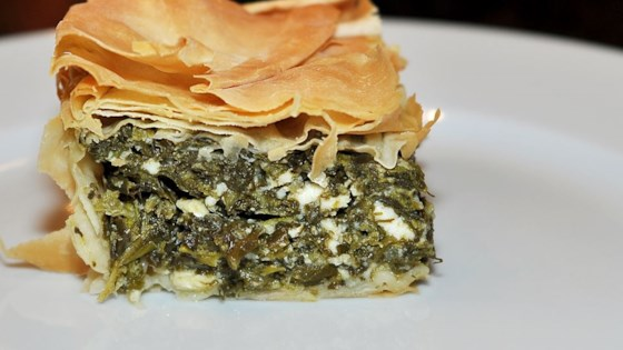 Photo of Spanakopita (Greek Spinach Pie) by SILVERWOLF