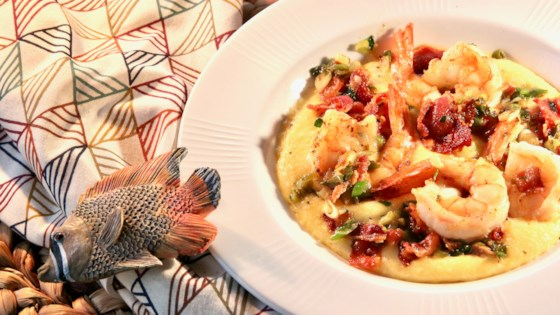 Photo of Cheesy Shrimp and Grits  by Mr. du