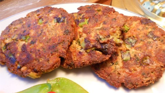 Photo of Salmon Cakes II by JEANIE BEAN