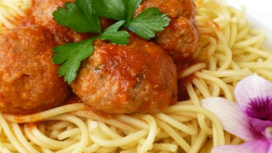 Photo of Jenn's Out Of This World Spaghetti and Meatballs by JENNGOETZ
