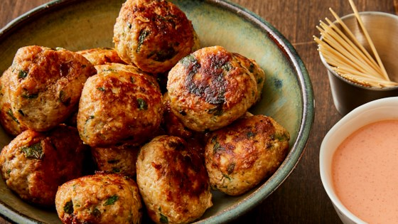 bris buffalo chicken meatballs review by bobbie