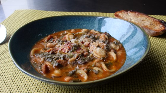 "Photo of New Year's ""Good Luck"" Pasta Fazool by Chef John"