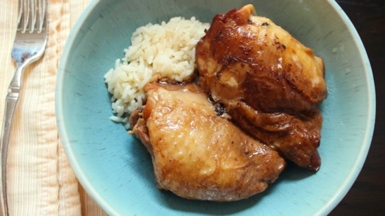 Photo of Slow Cooker Filipino Chicken Adobo by michellekay