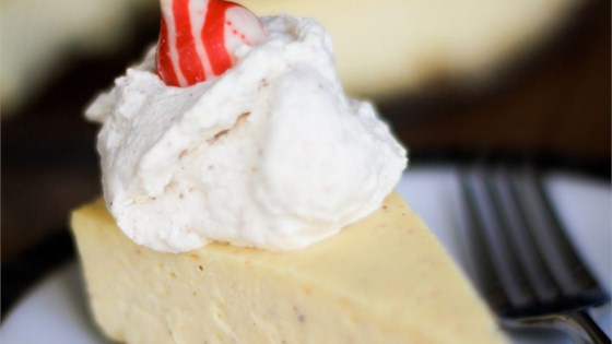 Photo of Eggnog Cheesecake III by Bill Sinclair