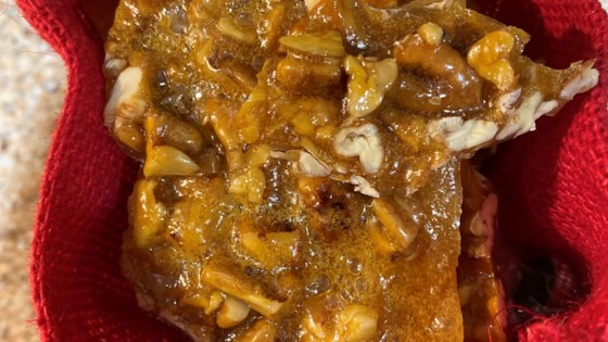 Photo of Pecan Brittle by Fall