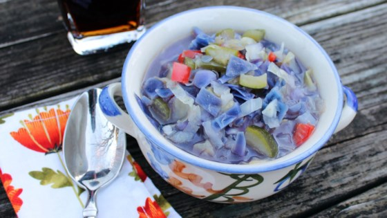 Photo of Vegetarian Cabbage Soup by Chaya'le