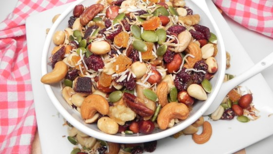 Photo of Beef Jerky Trail Mix by Soup Loving Nicole
