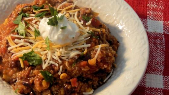 Photo of Ground Turkey Enchilada Stew with Quinoa by JonSnyde