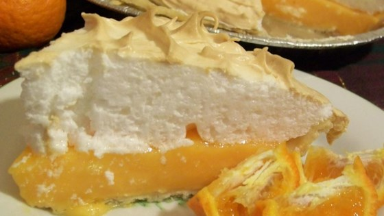 Photo of Orange Meringue Pie by jowolf2