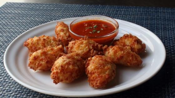 Photo of Fried Mozzarella Puffs by Chef John