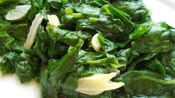 Photo of Garlic Spinach by Danni