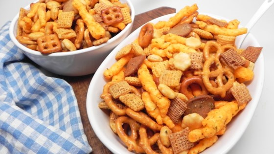 Photo of No-Bake Snack Mix by MBD