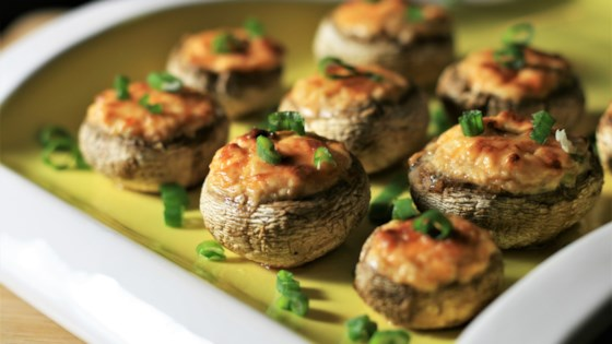 Photo of Air Fryer Stuffed Mushrooms by France C