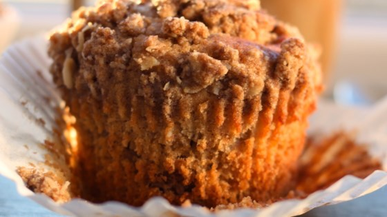 Photo of Gluten-Free Banana-Nut Buckwheat Muffins by Buckwheat Queen