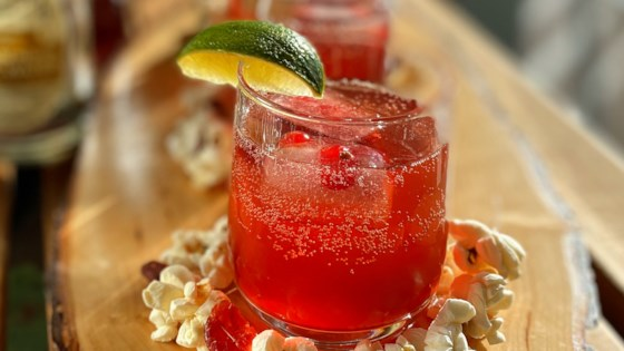 Photo of Fake Cod Holiday Mocktail by Buckwheat Queen