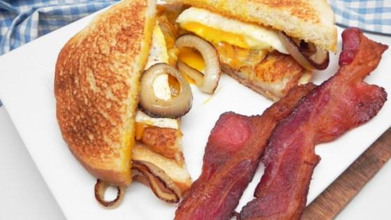 Photo of Hearty Breakfast Melt  by jen