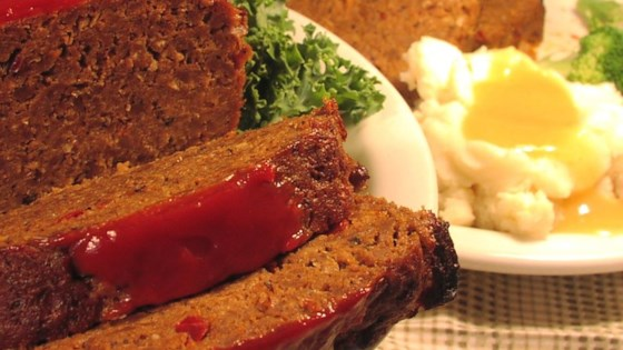 Photo of Meatloaf With a Twist by Blonddee