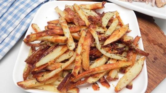 Photo of Truffled French Fries by Mia McDonald