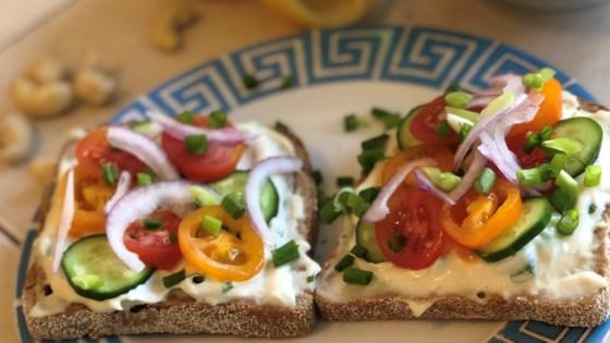 Photo of Last-Minute Vegan Cashew Cream Cheese by Bayla Haskel
