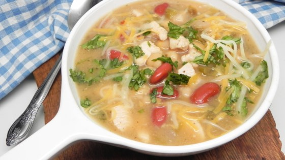Photo of Easy Chicken Chili by Jandeebee