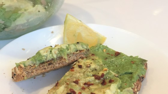 Photo of Easy Egg and Avocado Toast by crys