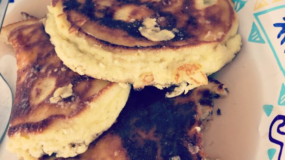 Photo of Low-Carb, Sugar-Free Coconut Flour Pancakes by Nikki Sell