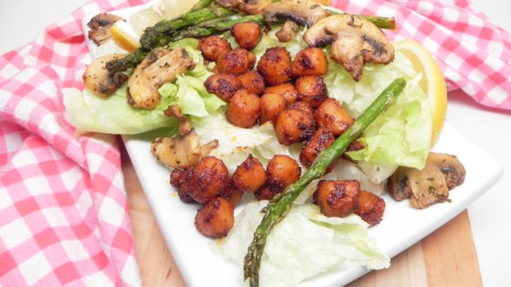 Photo of Air Fryer Spicy Bay Scallops by Soup Loving Nicole