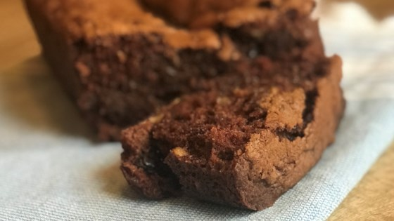 Photo of Grandma's Chocolate Zucchini Bread by hawleywood