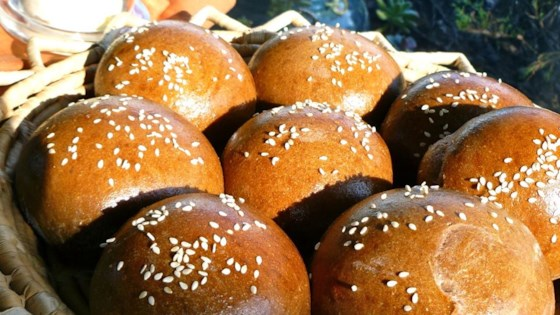 Photo of Honey Brown Rolls or Loaves by SER
