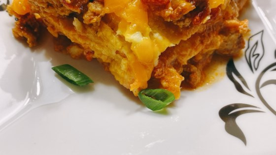 Photo of Mexican Chicken Tortilla Lasagna by thedailygourmet