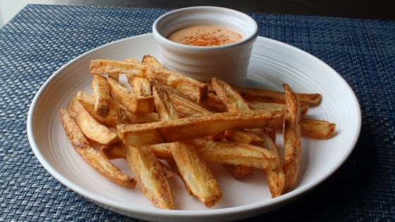 Photo of Air Fryer French Fries by Chef John