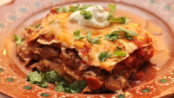 Photo of Weeknight Mexican Chicken Lasagna by SunnyDaysNora