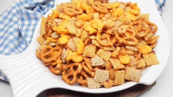 Photo of Tajin® Snack Mix by Soup Loving Nicole