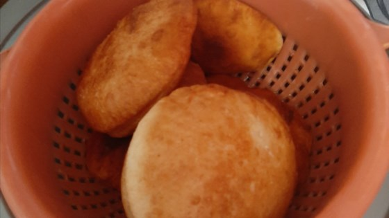Photo of South African Traditional Vetkoek (Fried Bread) by gerhardp