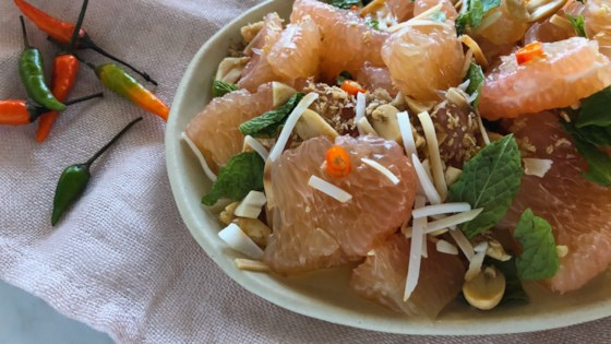 Photo of Pomelo Salad with Peanuts, Mint, and Chile by LauraF