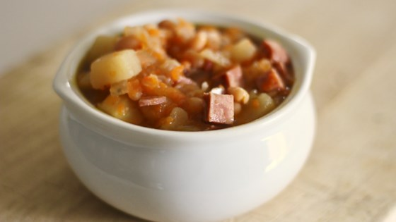 Photo of Grandma B's Bean Soup by RENEE R