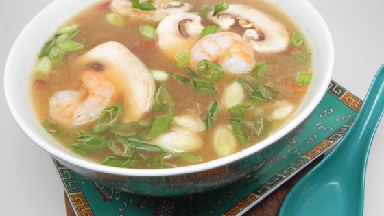 Photo of Homemade Tom Yum Soup  by Nader
