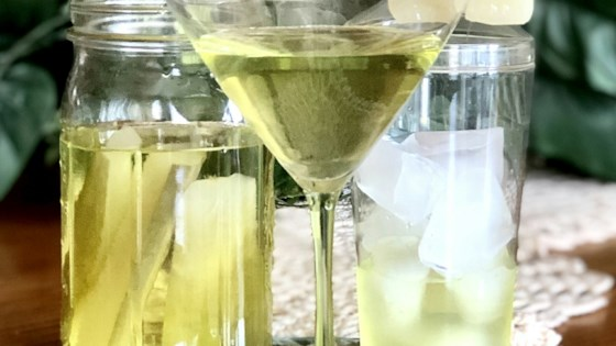 Photo of Homemade Dill Pickle Vodka by Yoly