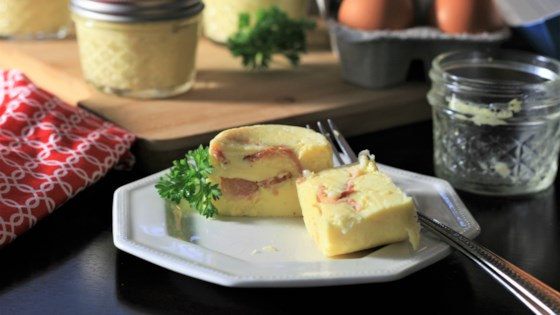 Photo of Bacon and Gruyere Sous Vide Egg Bites by France C