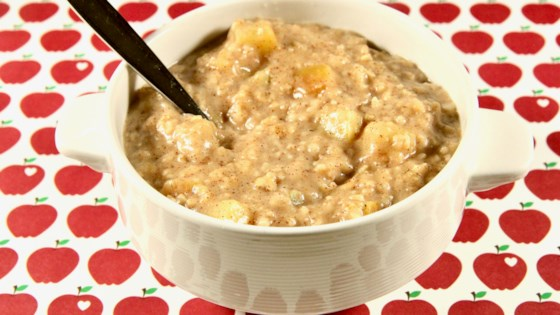 Photo of Apple Oatmeal by campagnes